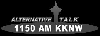 1150 AM KKNW logo