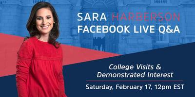 Facebook Live Q&A