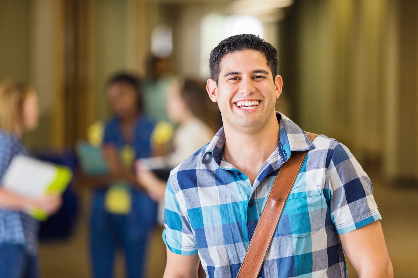What makes you the perfect college applicant?