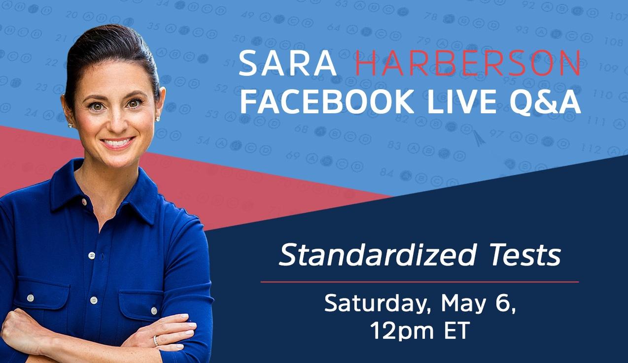 Facebook LIVE Recap and Bonus Questions: Standardized Tests