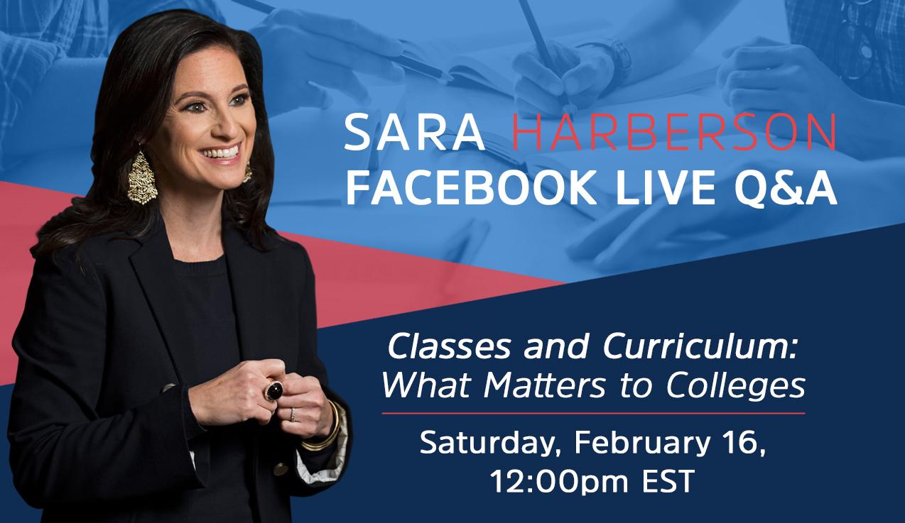 Facebook Live Recap: Classes & Curriculum